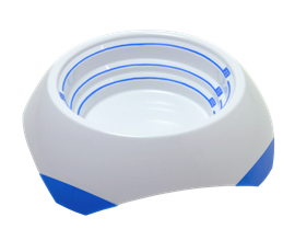 Healthy Portion Pet Bowls