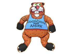 Woodchuck Gone Amuck