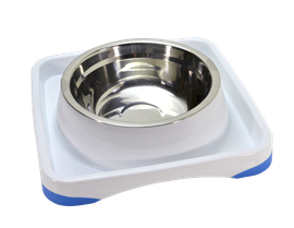 Spill Guard Pet Bowls